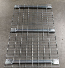Iron Wire Mesh Shelves