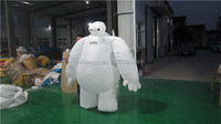 Lovely Inflatable baymax cartoon/inflatable character cartoon