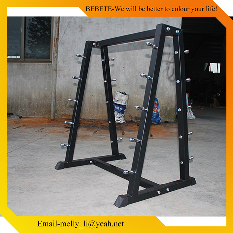 High quality cheap custom gym power barbell rack , barbell collar , barbell grips