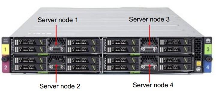 how to create server on huawei