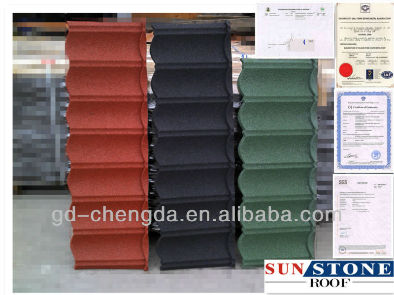 2013 popular metal building material roofing