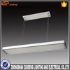 modern pendant lamp 50w sliver led hanging suspended led office lighting