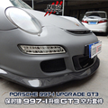 2005-2009 911 997 Gt3 Style Fiber Glass Body Kit For Porsche Carrera