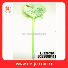Wholesale Tree Shape Green Ball Point Pen
