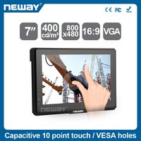 Best quality hot selling 7 inch touchscreen lcd monitor