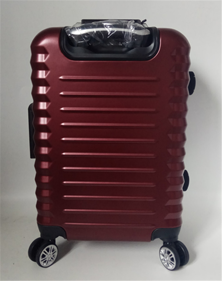 Canton cheap factory price <strong>ABS</strong> plus PC suitcase & luggage