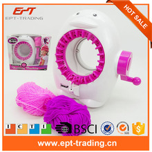DIY Weaving Toy Machine Easy Knit Wool Toy Knitting Machine For Wool Hat