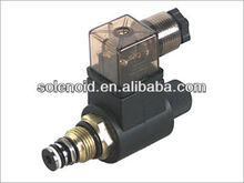 SV22-40YC Screw thread valve with proportional cartridge coils