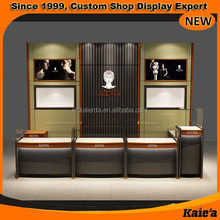 Elegant indian jewellery showroom interior designs