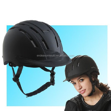 High quality plastic injection horse riding helmet mould maker