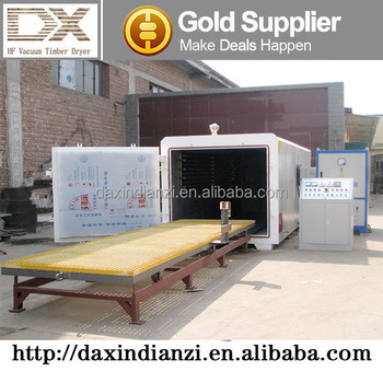 PLC Control Fast wood dryer kiln/timber drying machine from DAXIN Factory