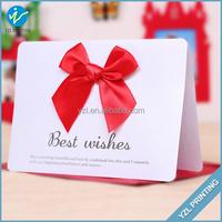 Custom Festival Greeting Happy Birthday Handmade Greeting Card