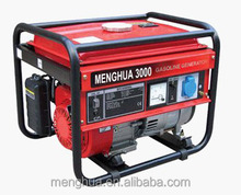 6.5HP Gasoline Generator Set 2kw