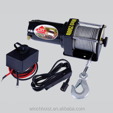 CHINA MADE 2500lb ATV UTV 12v small portable electric winch