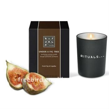 Luxury scented soy candles in glass jar buy luxury for Different brands of candles
