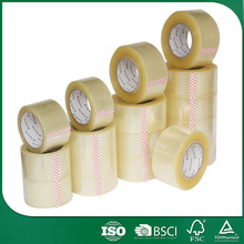 Hot selling transparent clear safety bopp tape