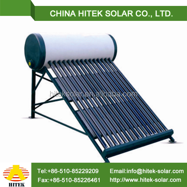 Vacuum Tube High Efficiency both side open solar collector tubeheater