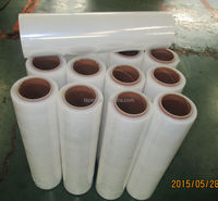 alibaba china cheap price 500mm plastic stretch wrap film