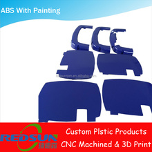 SLA 3D Printing CNC machined plastic product manufacturer