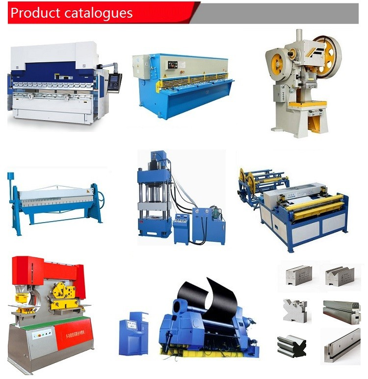 CE Certified CNC Hydraulic Press Brake from China Manufacturer