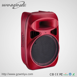 Guitar Speaker With USB Flash Drive 10 Inch Sound Systems For Concert
