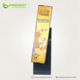 Low Cost Custom Cardboard Car Accessories Display Rack,Car Audio Mat Battery Model Show Display Stand