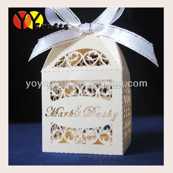 Wholesale indian wedding return gifts online buy best indian cheap golden strongweddingstrong favours candy box strong junglespirit Gallery