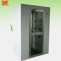 high quality low price Air Shower clean room double doors air shower air shower price