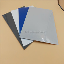 High Glossy Impact 1mm thick plastic sheet for Vacuum Forming