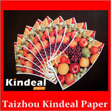 Wholesale Price Customize Pe Coated Paper Coated Paper Construction Paper