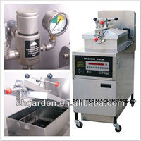 cooker chicken,cooking machine , deep fat fryer(CE Approved , Manufacturer)