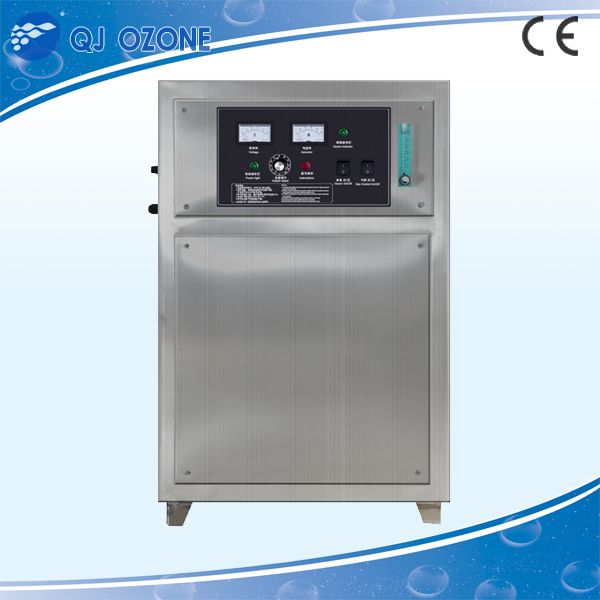 Quanju quartz glass tube ozone generator,ozone generator used in hospital sewage