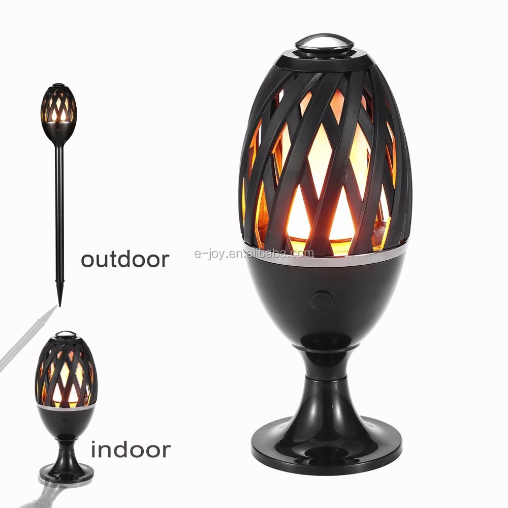 Fire Flame LED Bulb Fire Effect lamp Novelty Lighting fire lantern Halloween Christmas Cosplay Decor Lighting T6