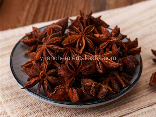 Chinese spice of star anise/high quality anise