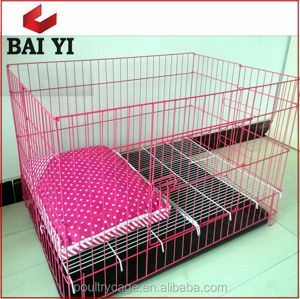 Welded Wire Portable Dog Kennels And Runs (Real Factory)