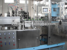 beer canning and filling machine