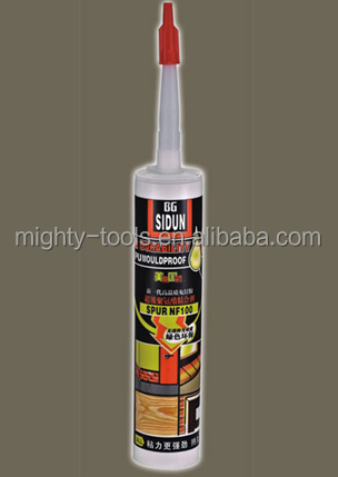 Glass sealant no nail/green sealant/liquid nail