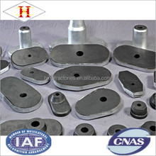 HX nozzle brick slide plate plate good quality
