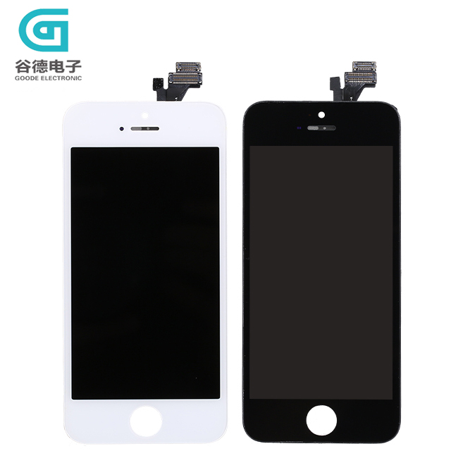 Alibaba express in spanish electronic display for iphone 5 Grade AAA,lcd for iphone 5,for iphone 5 screen