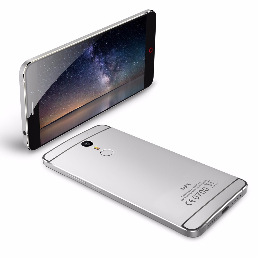 Original Umi Max Android 6.0 Smartphone 5.5 Inch 1920x1080 4G LTE Cell Phones