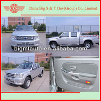 supply CKD/SKD mini pickup truck more strong with off-road car chassis
