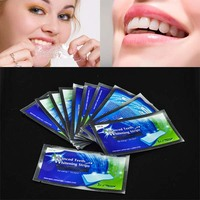2016 high demand teeth whitening strips6%hp or non-peroxide teeth whitening strips /teeth whitening foam strips with OEM service