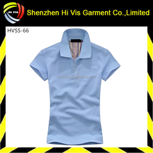 New design Personalized polo shirt for women