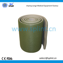 More sizes military medical orthopedic moldable splint