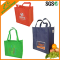 Top quality customized fashion printed Laminated PP non woven shopping Bags with handle