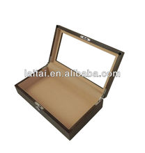 2013 New solid wood with empty watch box