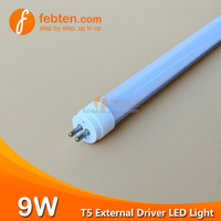 New arrival factory price 9W 60cm led lighting LED tube T5