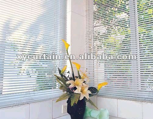 "2"" PVC outdoor plastic blinds"