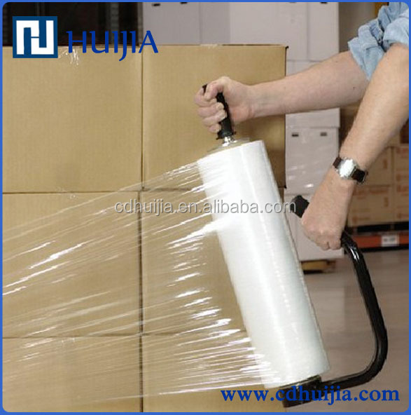 plastic heat shrink film roll PE shrink film