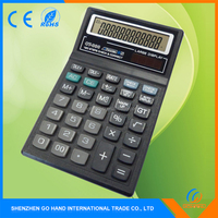 Hot-Sale Desktop 12 Digit Dual Power Calculator For Office